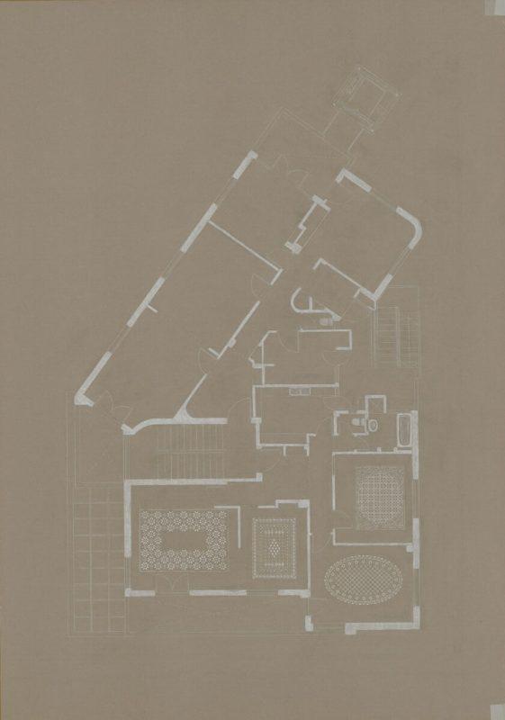 floor plan sally small
